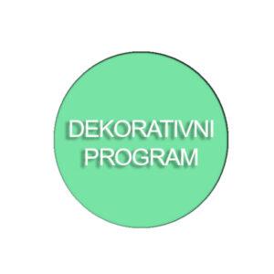 Dekorativni program